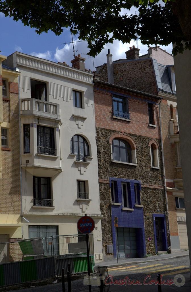 Rue des Mignottes, Paris 19ème