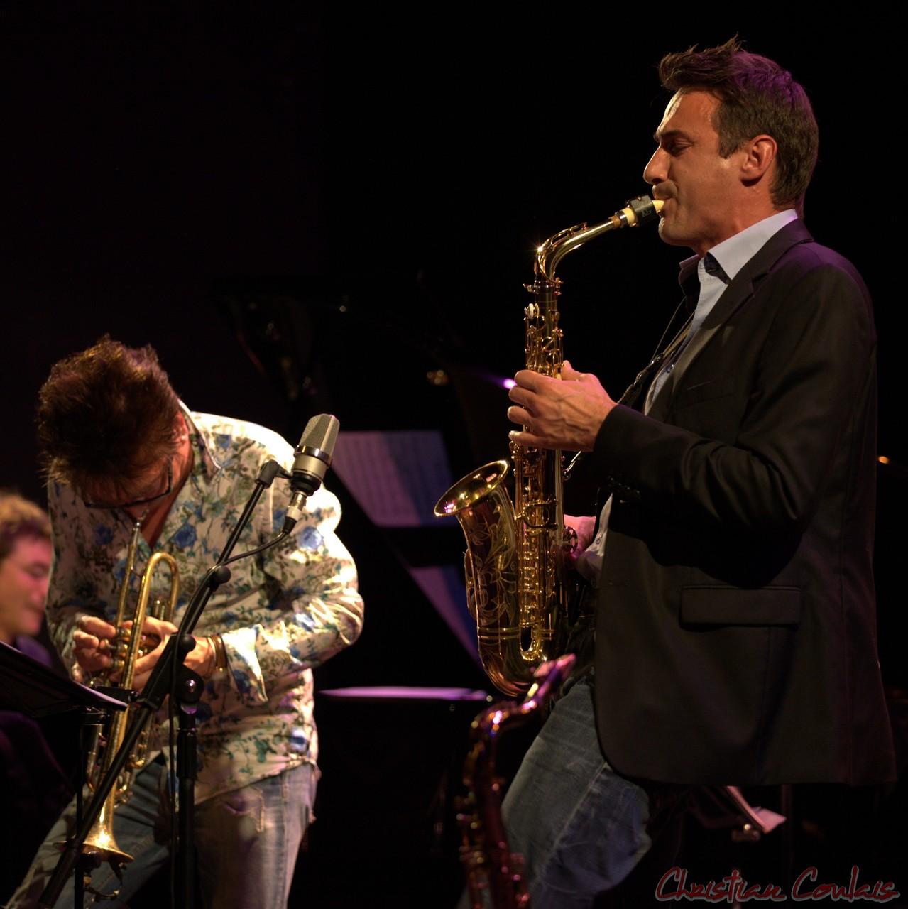 Festival JAZZ360 2014, Freddy Buzon, Thomas Lachaise, Asix Quintet, Cénac