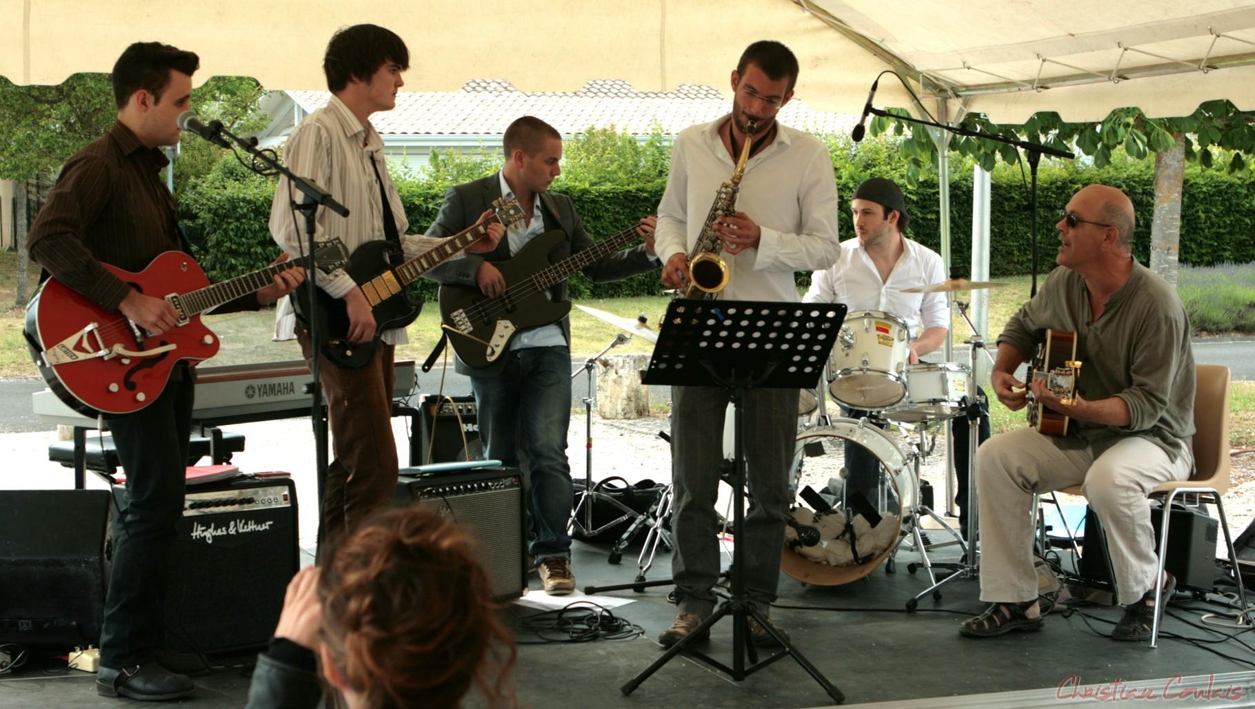 Festival JAZZ360 2011, Ateliers Jazz I.R.E.M., Cénac