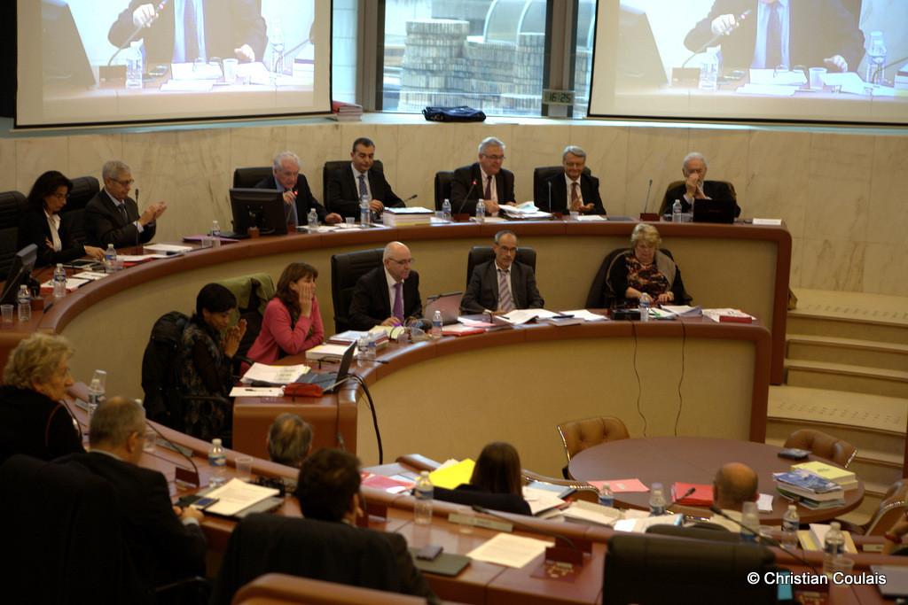 Mise au vote du budget primitif 2015