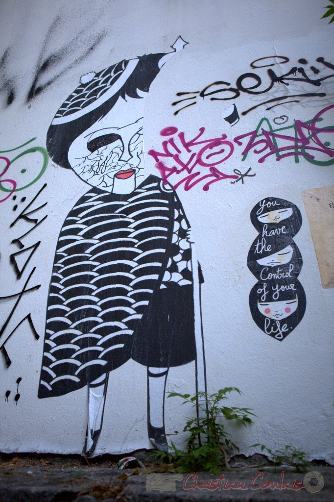 Rue Fernand Raynaud, Paris 20ème