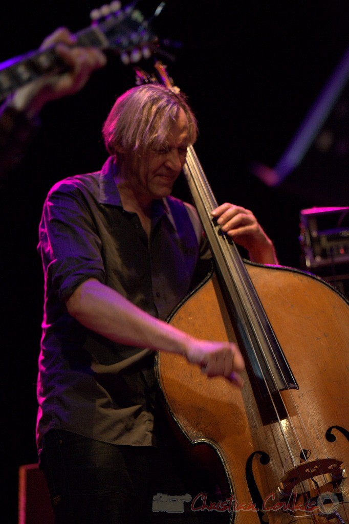Festival JAZZ360 2015, Jean-Claude Oleksiak