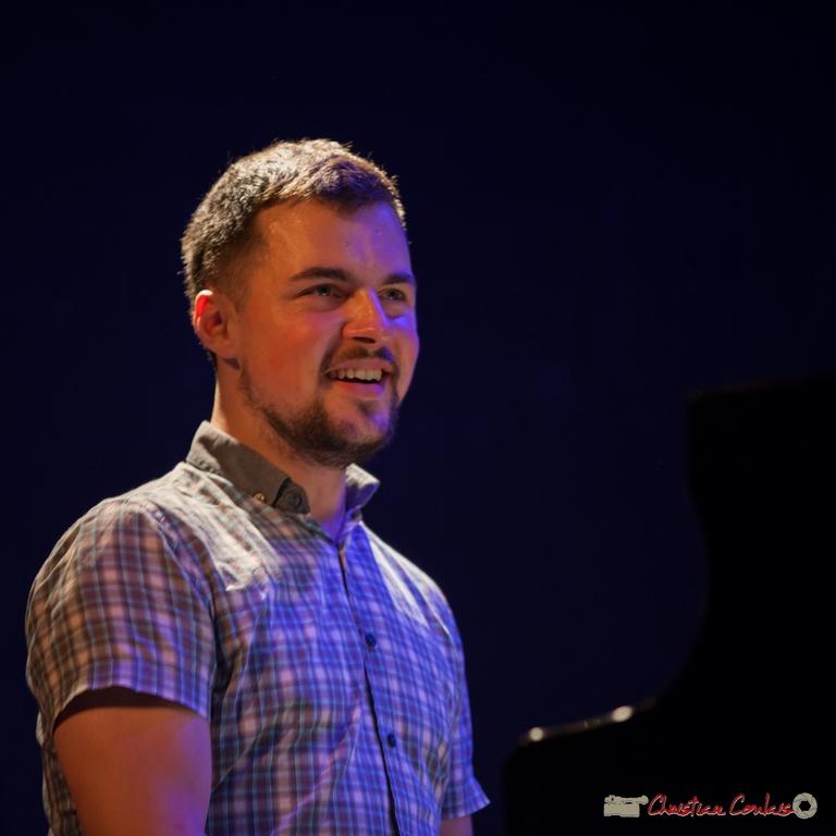11/06/2016. Jérôme Beaulieu, piano, Misc. Festival JAZZ360