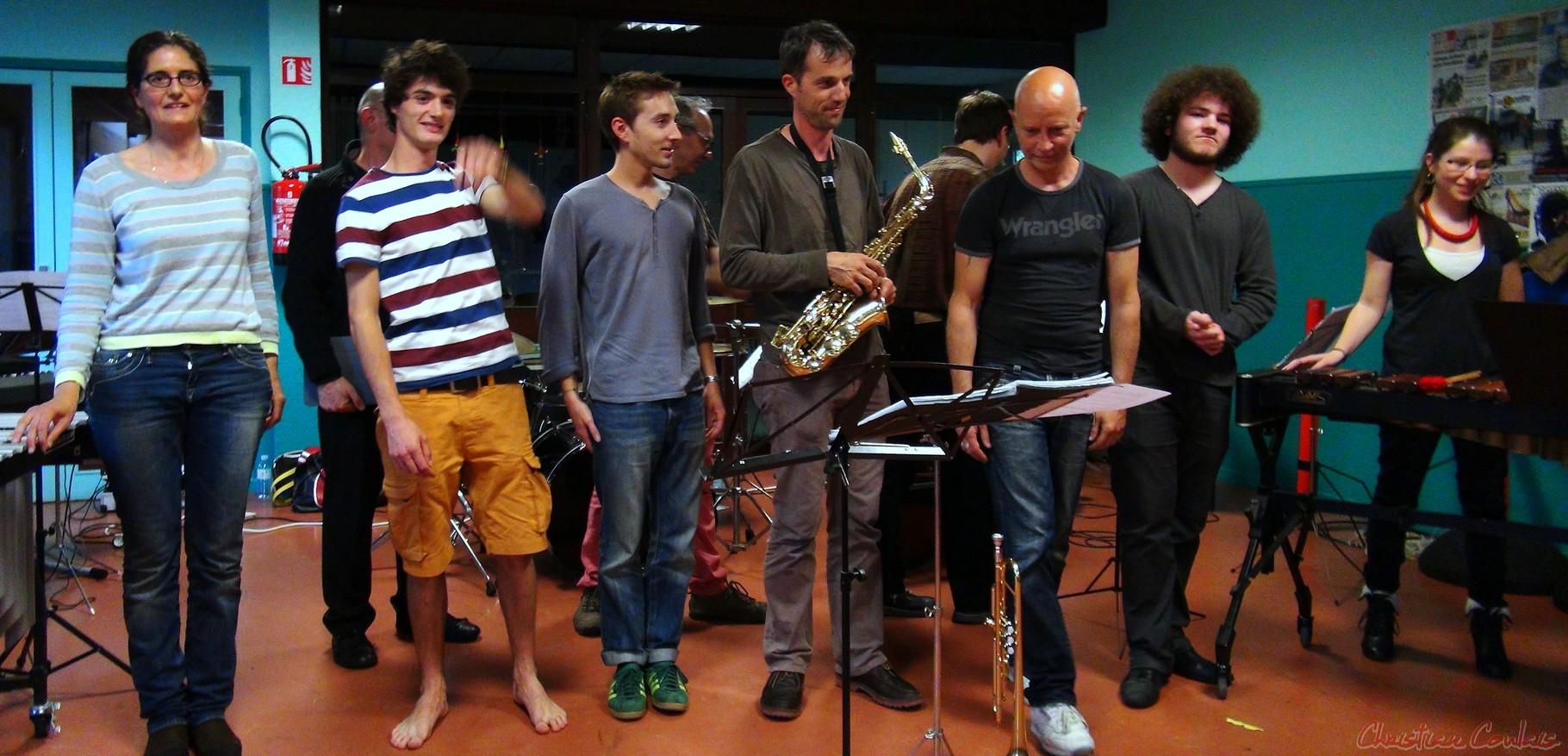 Festival JAZZ360 2013, Jazzméléon Trafic, Cénac