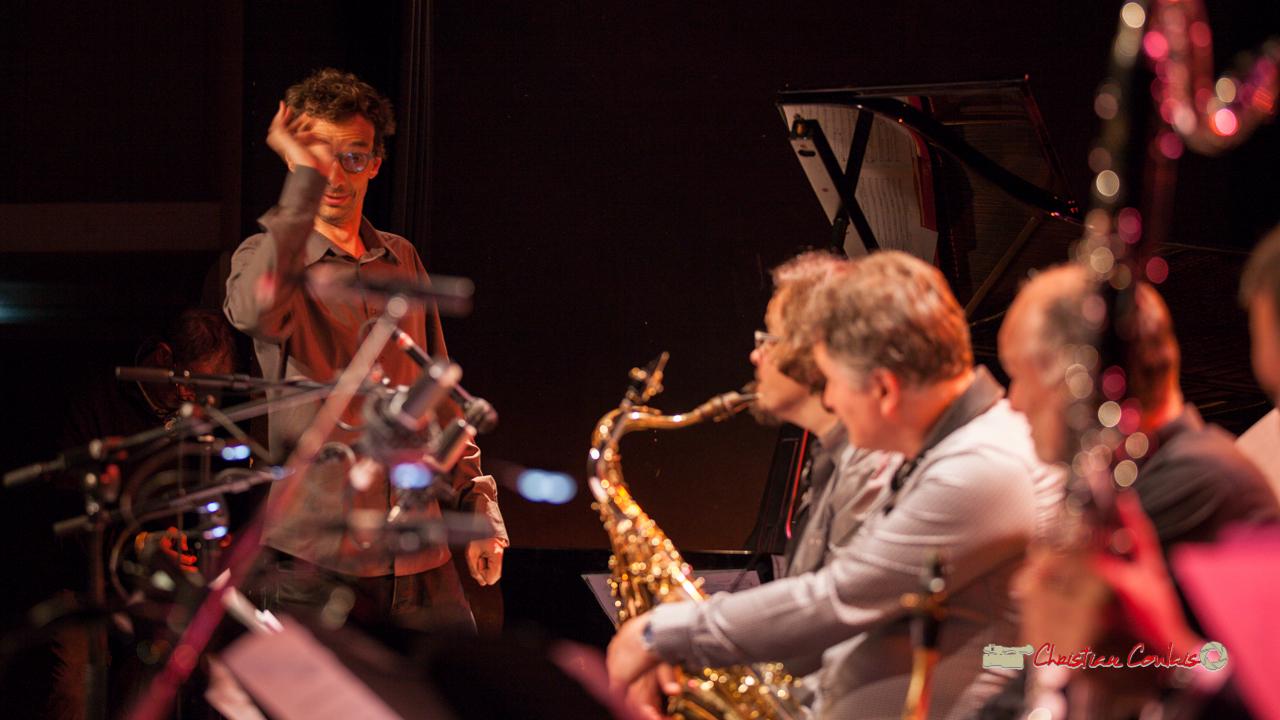 8 Pierre de Bethmann, directeur & arrangeur musical. Festival JAZZ360 2019, Cénac. 07/06/2019