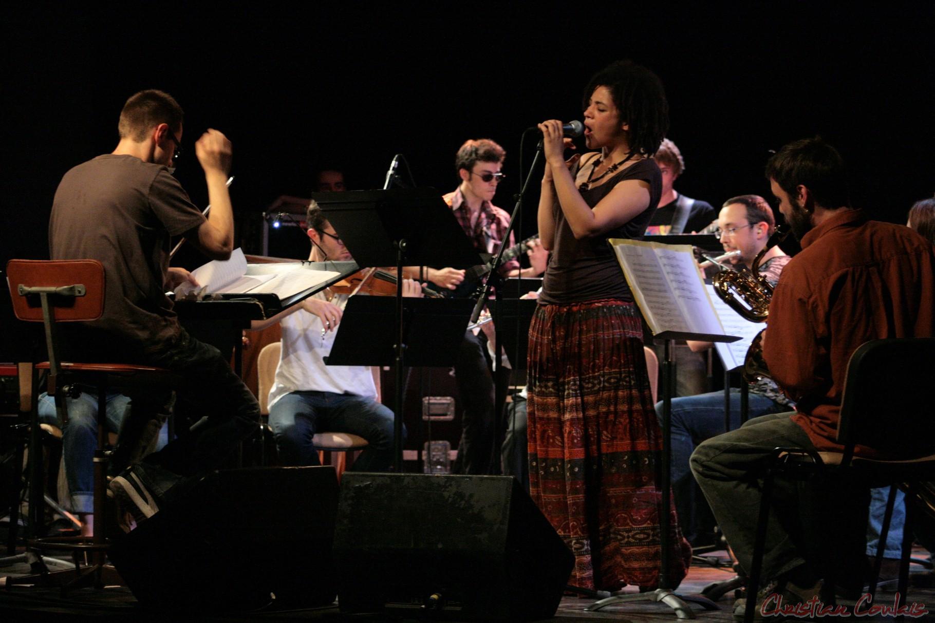 Festival JAZZ360 2011, Big band Conservatoire Jacques Thibaud, Cénac