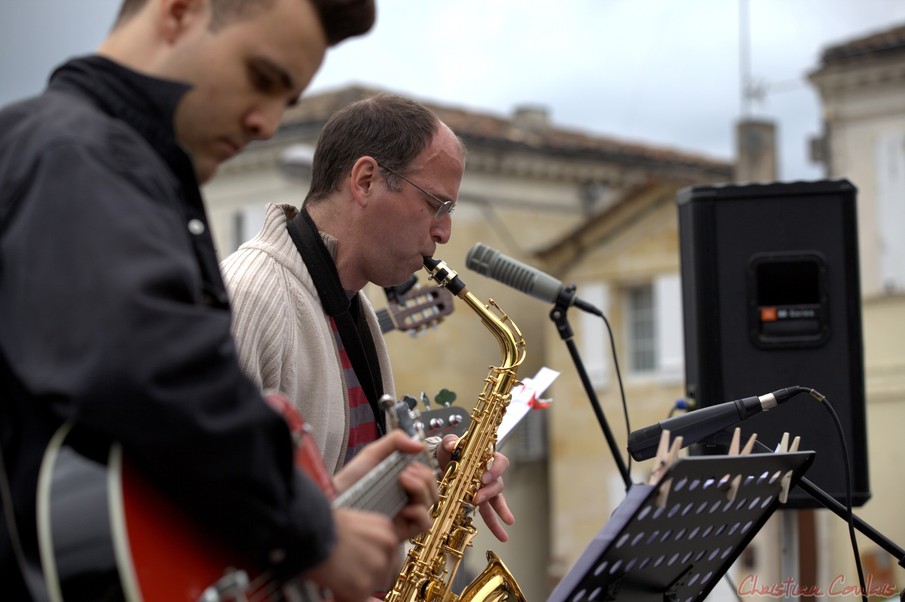 Festival JAZZ360 2012, Ateliers Jazz de l'I.R.E.M., Cénac