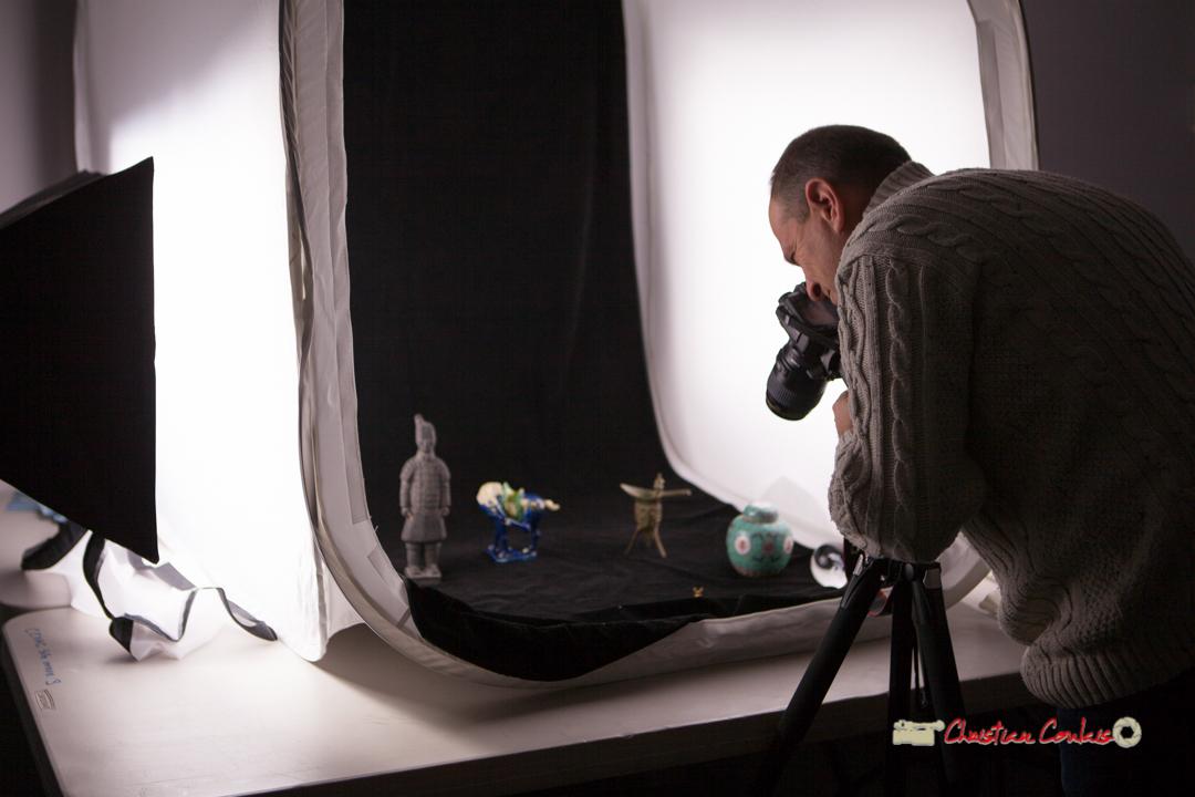 """Atelier Photo Numérique de l'A.M.A.C. """"photomacrographie"""". Mercredi 12 décembre 2018"""