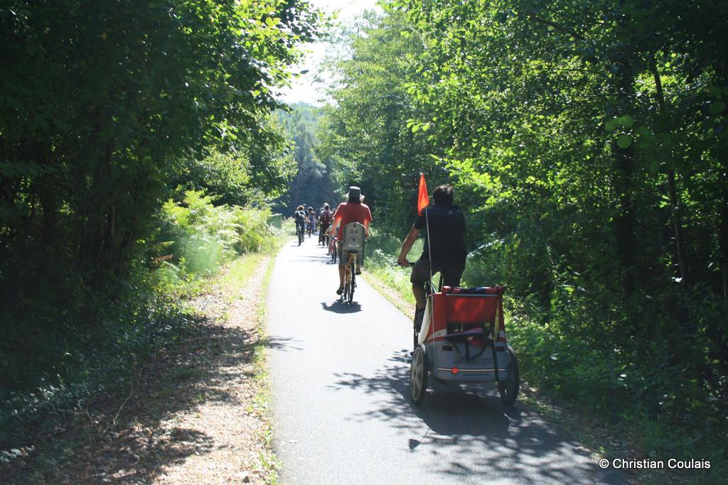 Ouvre la voie, Festival cyclo-musical, Piste cyclable Roger Lapébie, Cénac, Gironde
