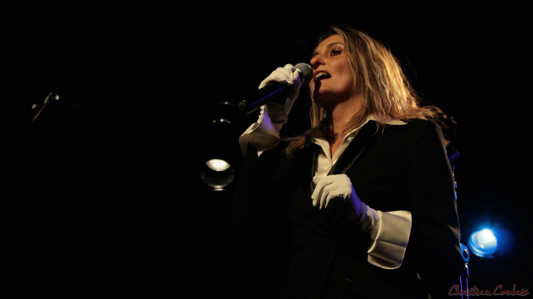 Festival JAZZ360 2010, Lo Jay & Serge Moulinier Trio, Cénac