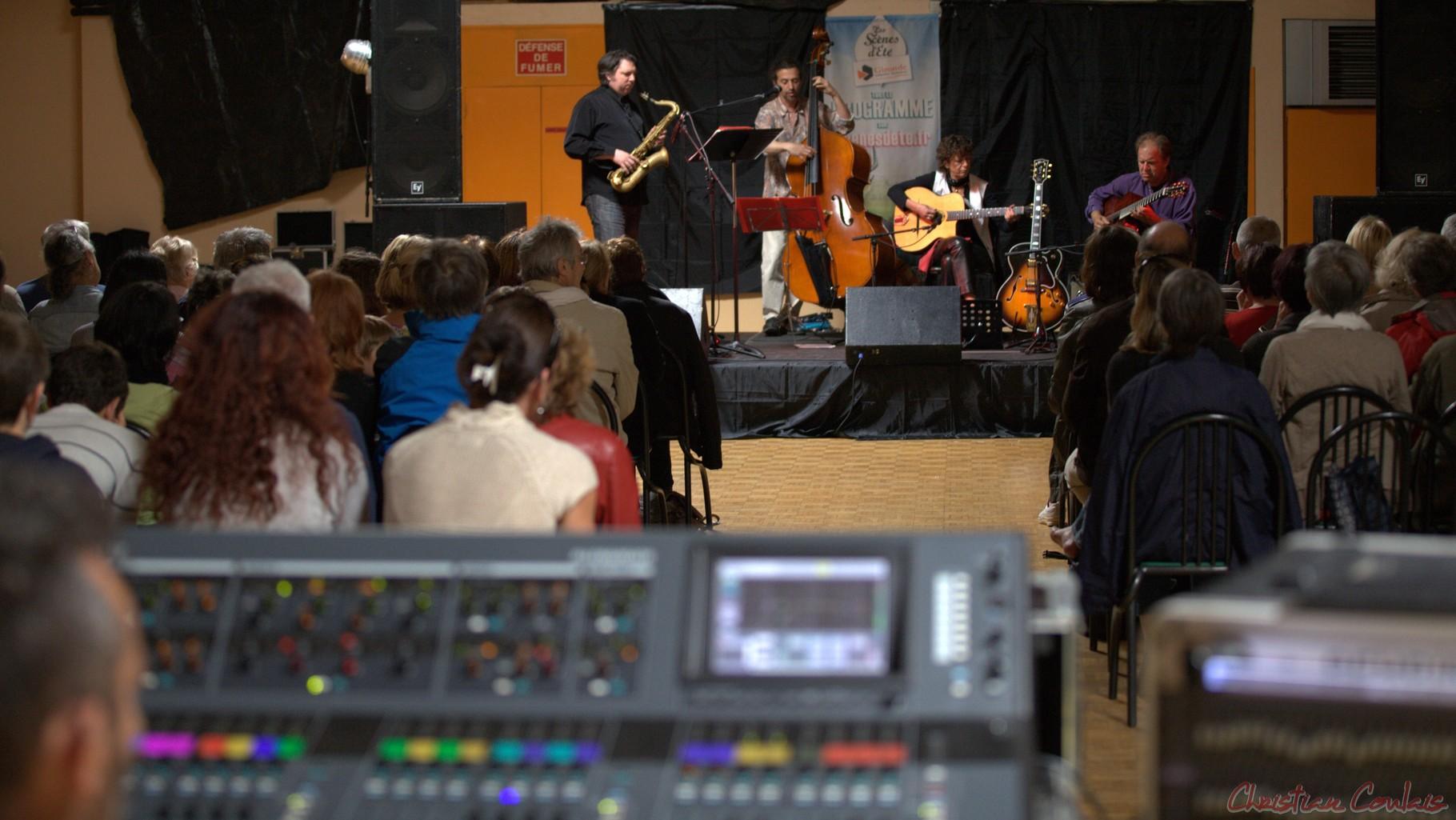 Festival JAZZ360 2013, Django Phil, Latresne