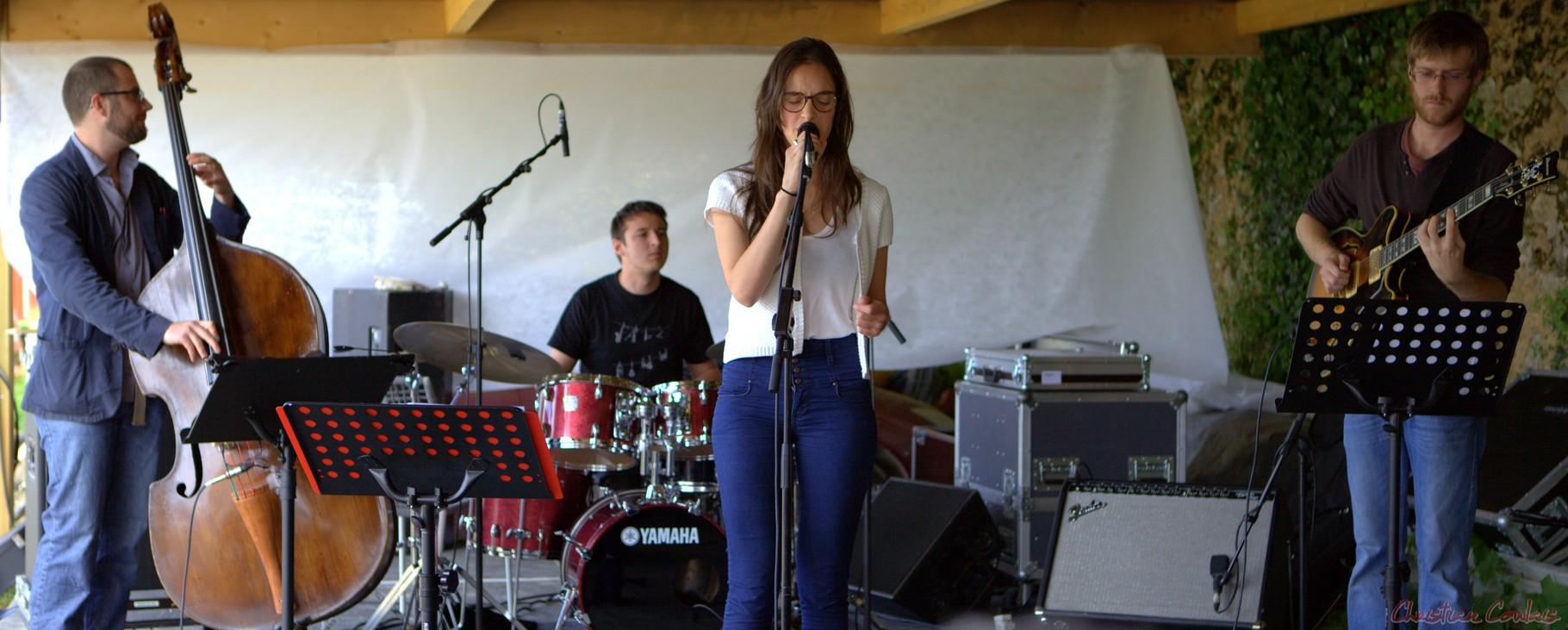 Festival JAZZ360 2013, Aurélien Gaudy, Hugo Raducanu, Laure Sanchez, Clément Laval, HCL Trio feat Laure Sanchez, Quinsac