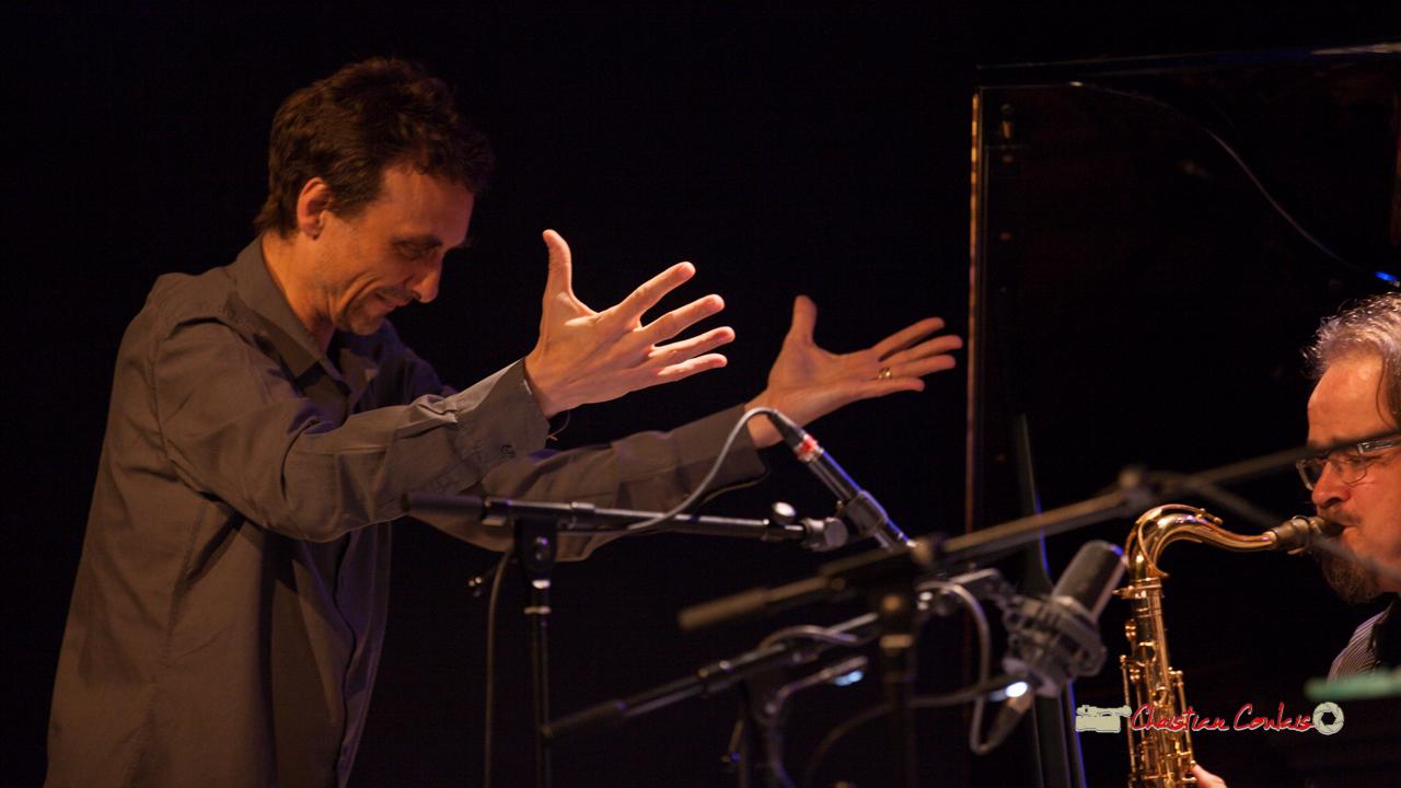 6 Pierre de Bethmann, directeur & arrangeur musical. Festival JAZZ360 2019, Cénac. 07/06/2019