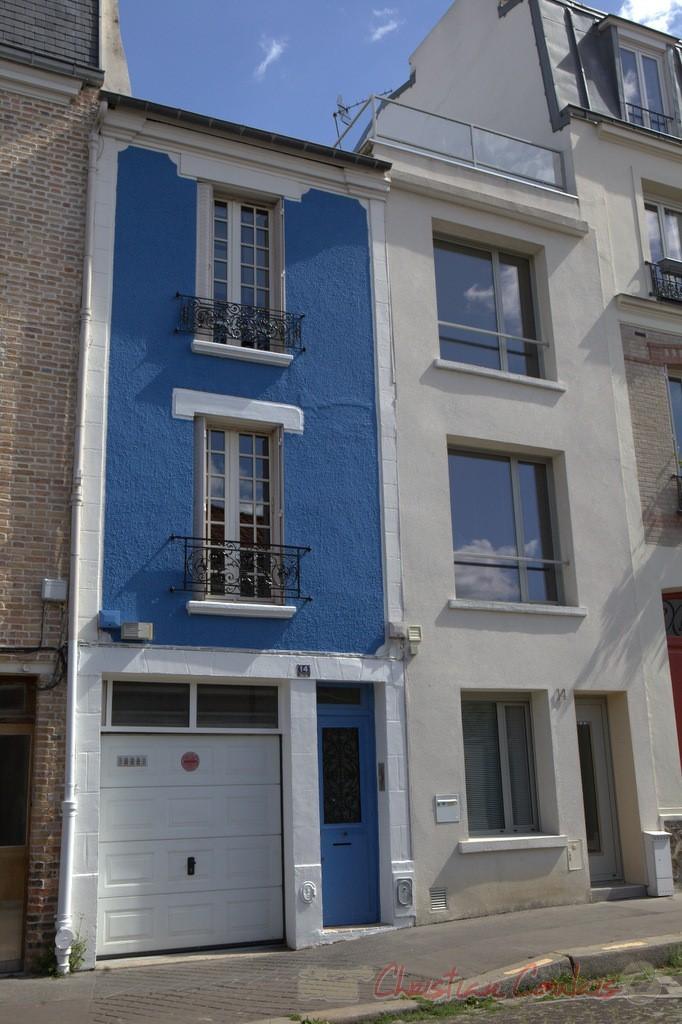 Rue de la Liberté, Paris 19ème