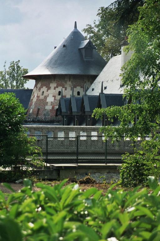 Ecuries du Château de Chaumont / Loire 2006 © C. Coulais