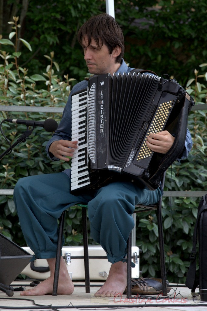 Festival JAZZ360 2015, Michaël Geyre, Züm Trio, Latresne, 14/06/2015