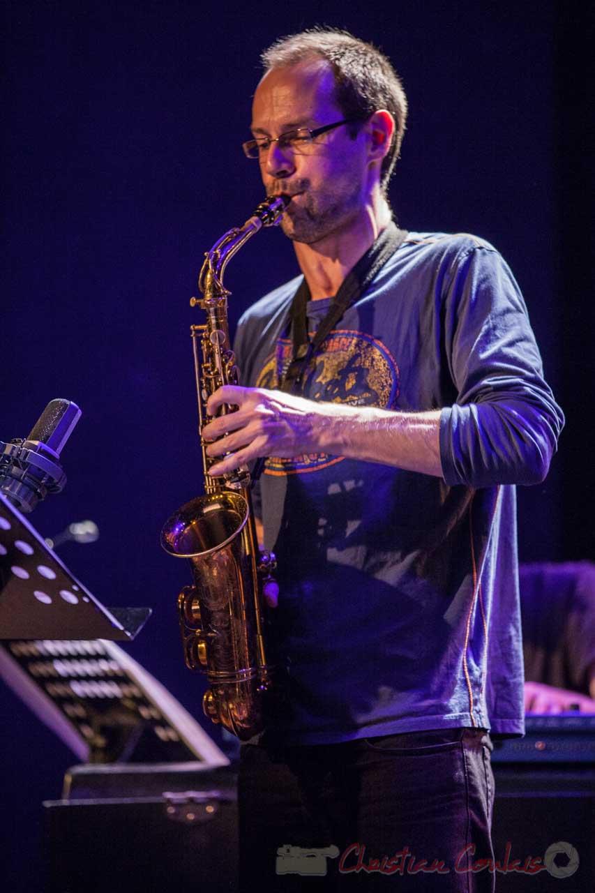 Julien Dubois, Festival JAZZ360 2016, Cénac 2/4