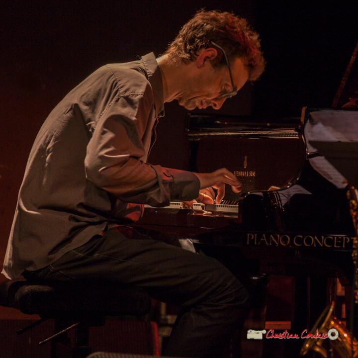 3 Pierre de Bethmann, pianiste & compositeur. Festival JAZZ360 2019, Cénac. 07/06/2019