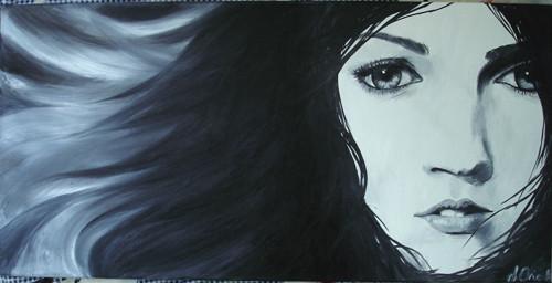 30x60 Ölbild