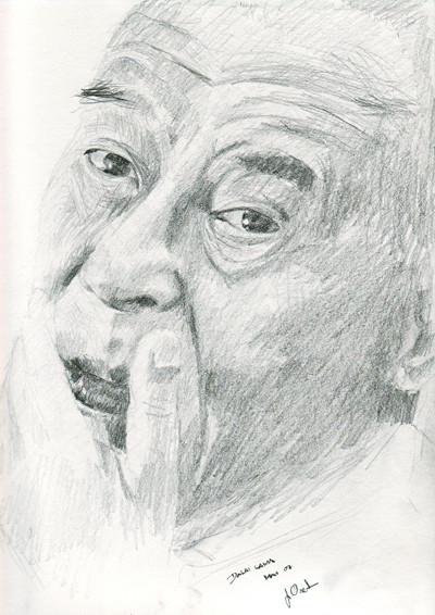 Dalai Lama A4