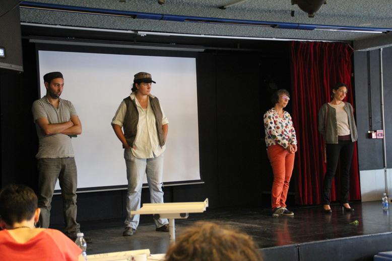 Théâtre-forum CoTéAct