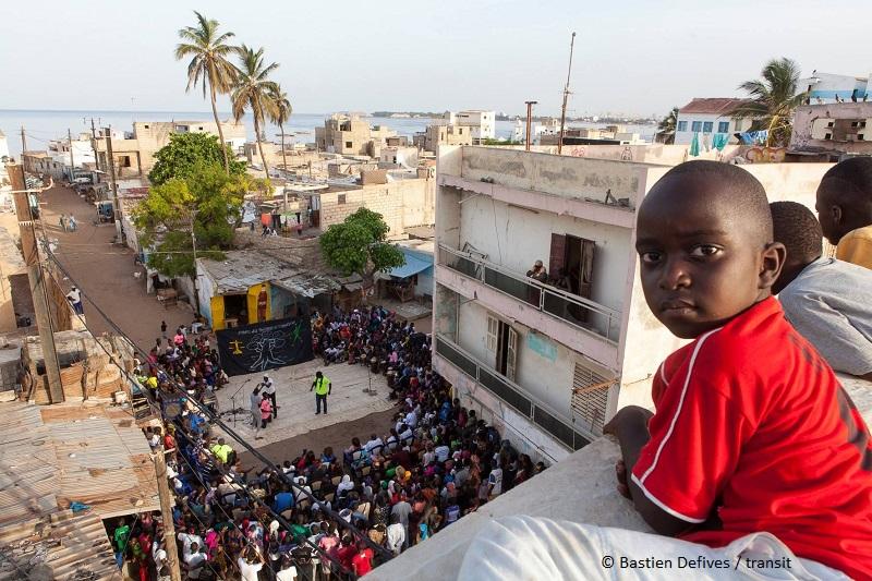Festival international théâtre-forum Dakar - juillet 2015