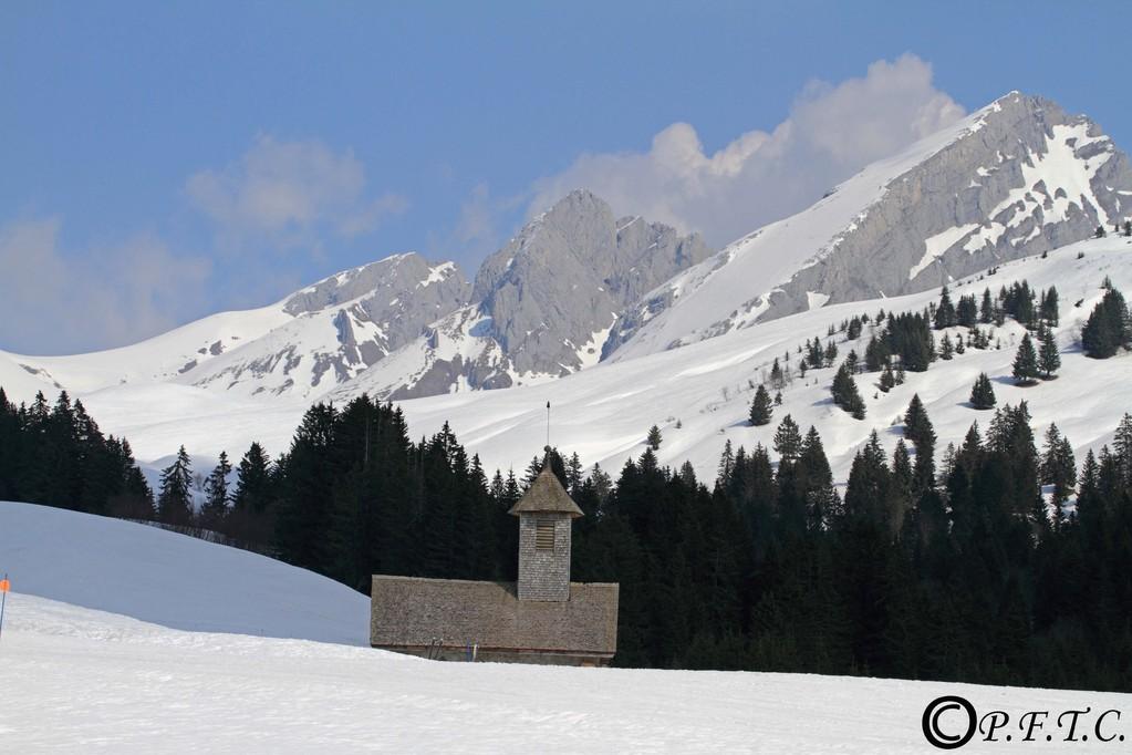 La chapelle de la Duche