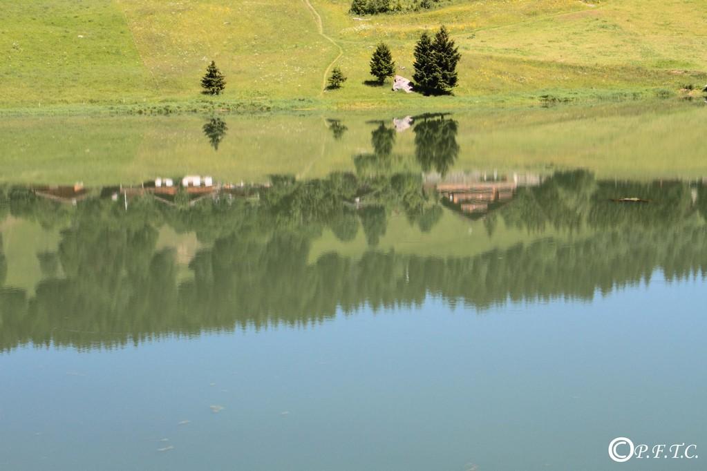 Lac des Confins