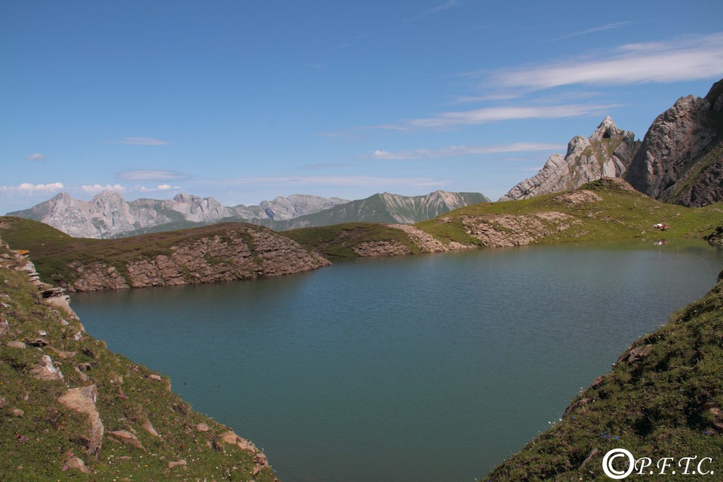 Le Lac de Tardevant