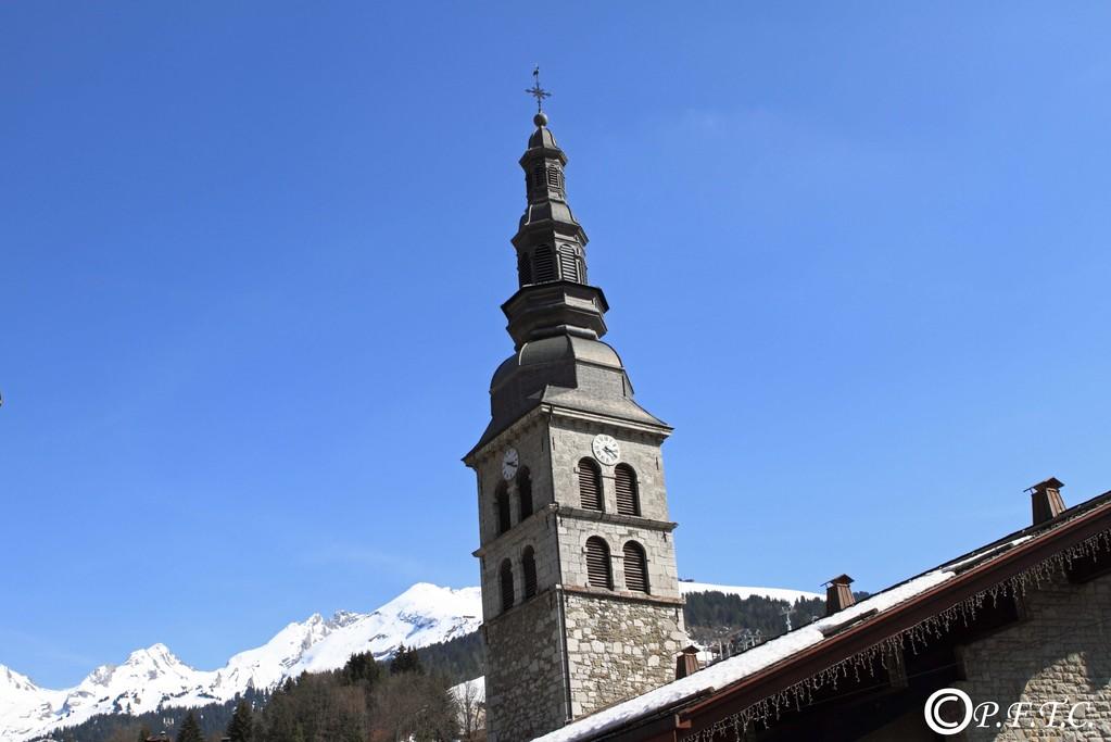 Eglise de La Clusaz