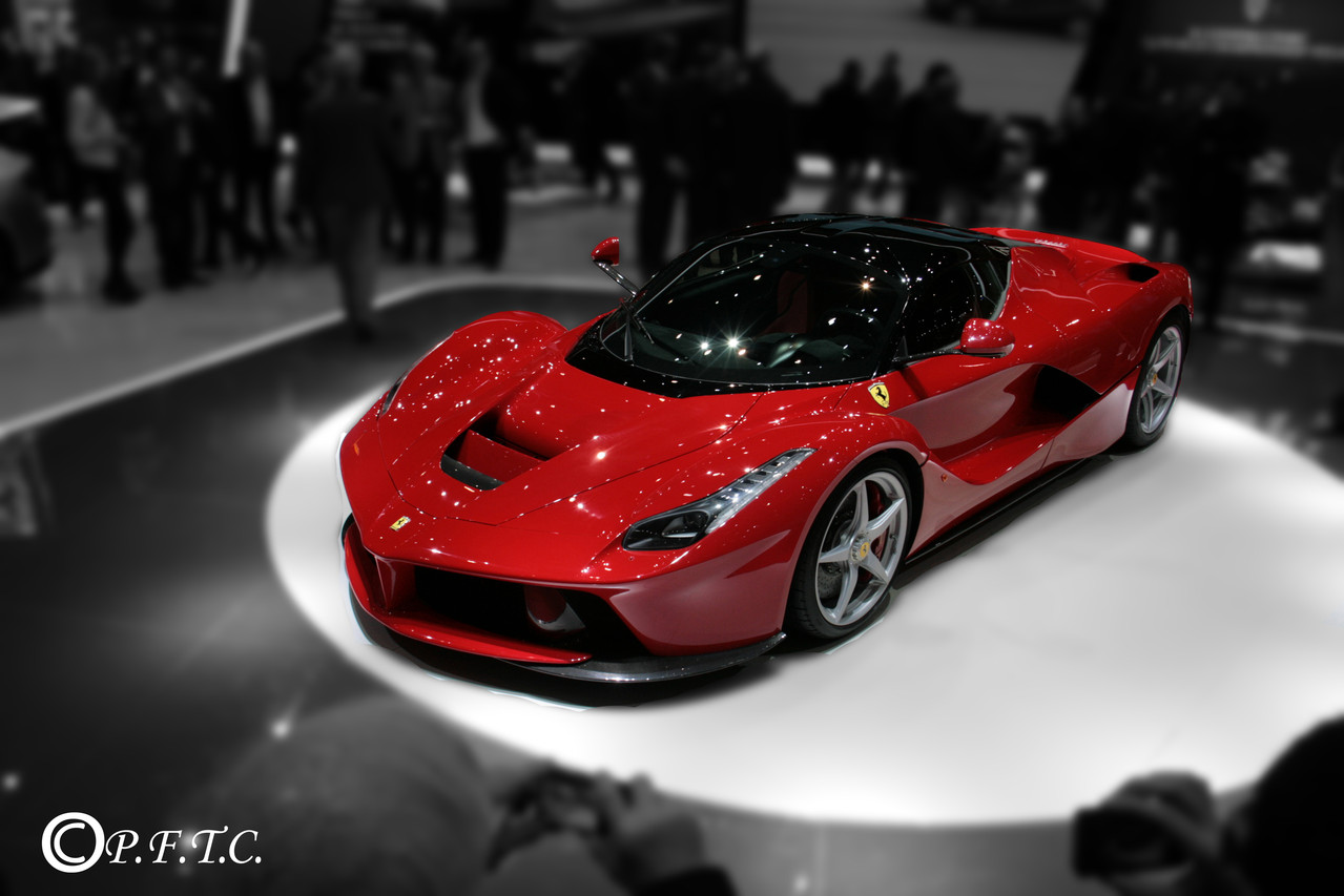 ''La Ferrari''