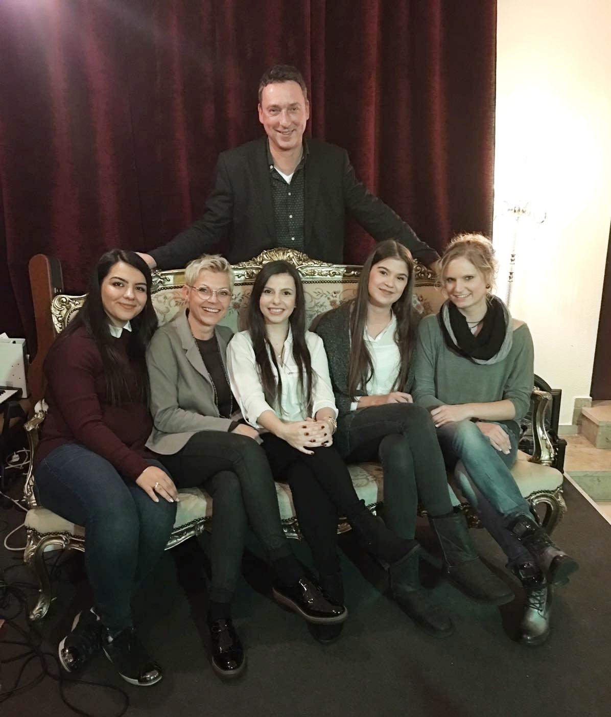 Praxis Team Weihnachtsessen, Zahnarztpraxis Dr. Reinhardt, Fürth