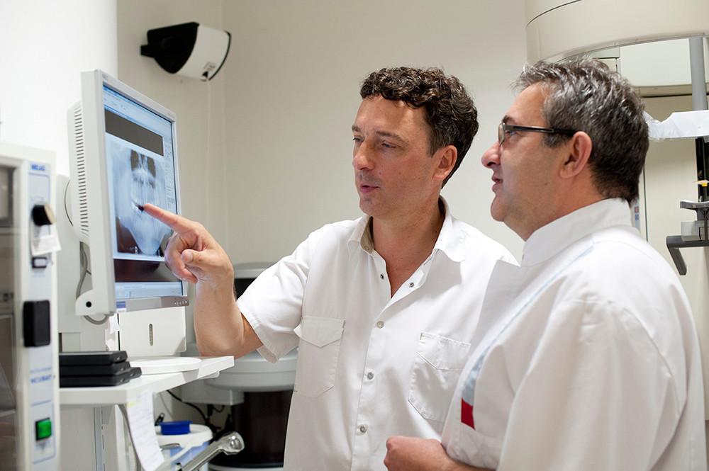 Digitales Röntgen, Zahnarztpraxis Dr. Reinhardt, Fürth