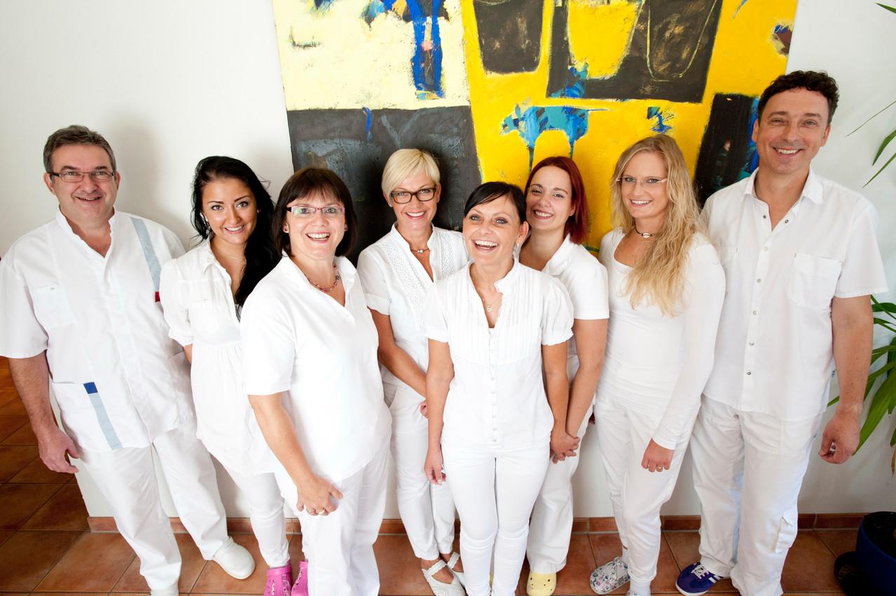 Praxisteam, Zahnarztpraxis Dr. Reinhardt, Fürth