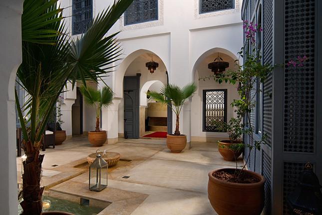 location riad 20 personnes marrakech