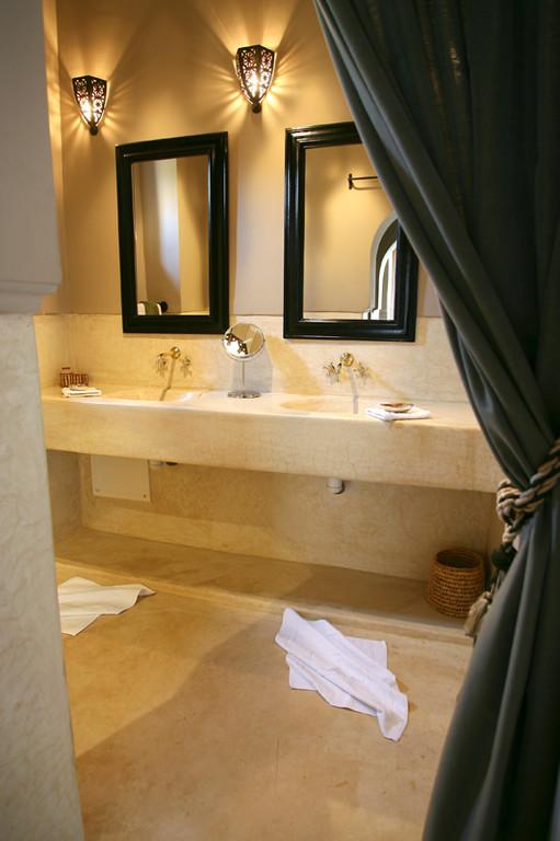 Salle de bain Moucharabieh
