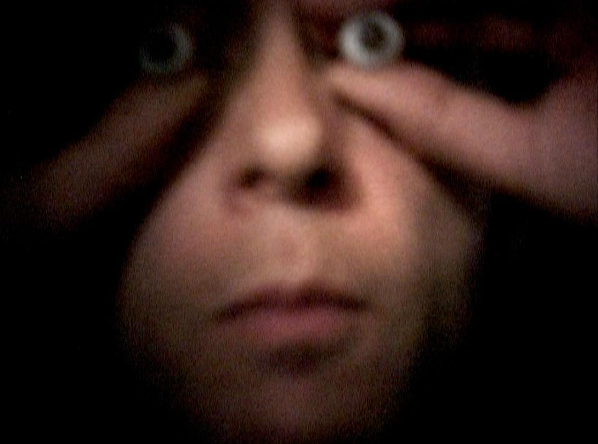 """03/11. """"brown eyes"""", 2007, 00:00:55, Filmstills"""