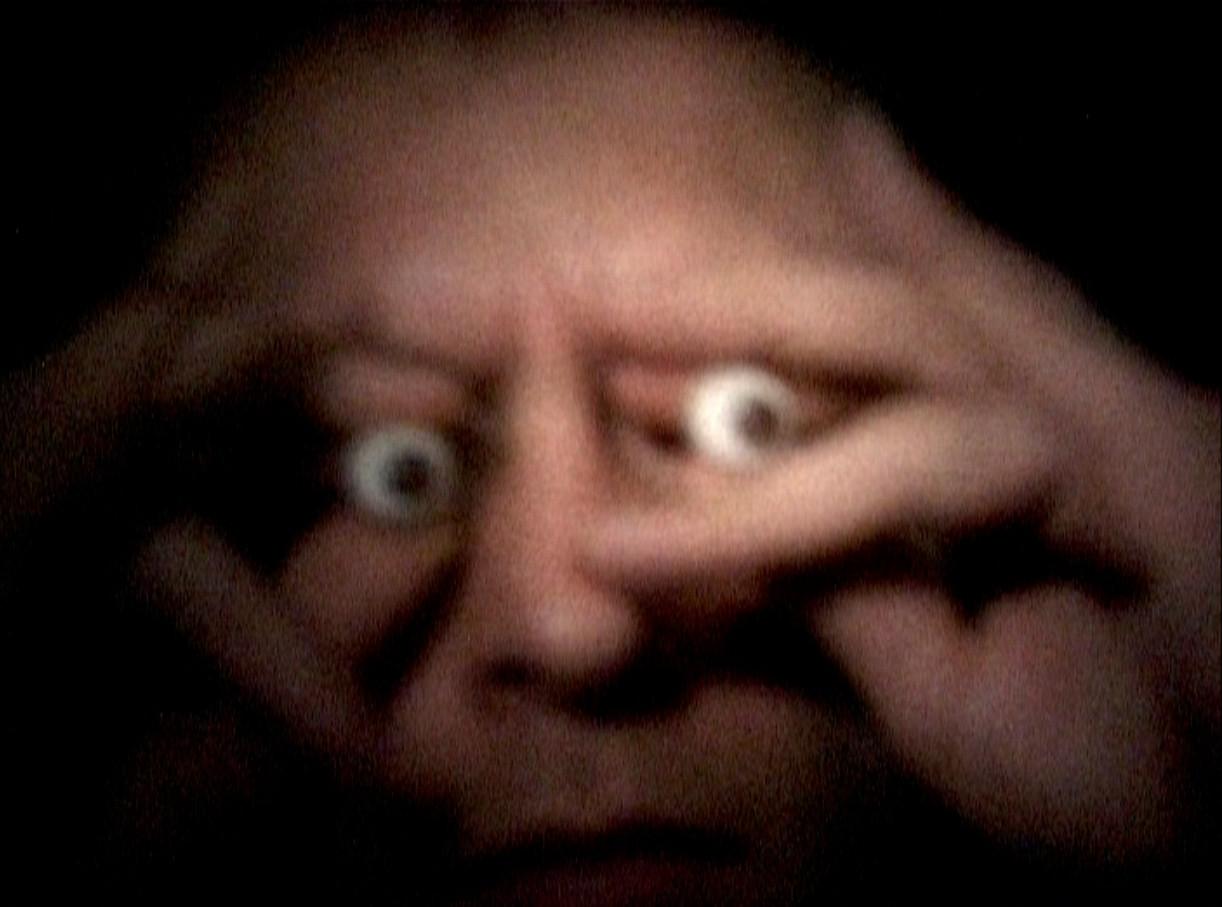 """05/11. """"brown eyes"""", 2007, 00:00:55, Filmstills"""