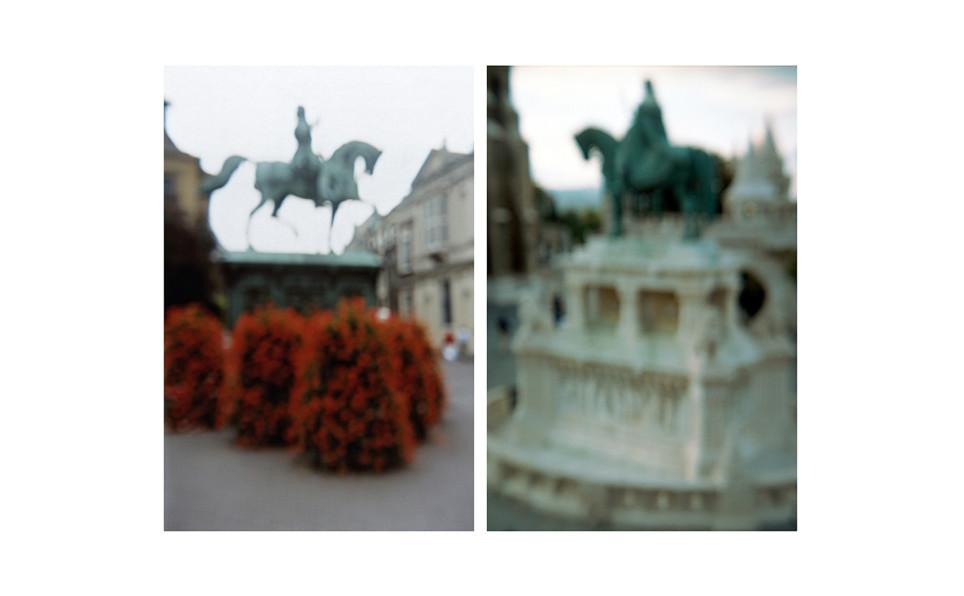 Reiter 01, Den Haag 2003 | Reiter 04, Budapest 2004