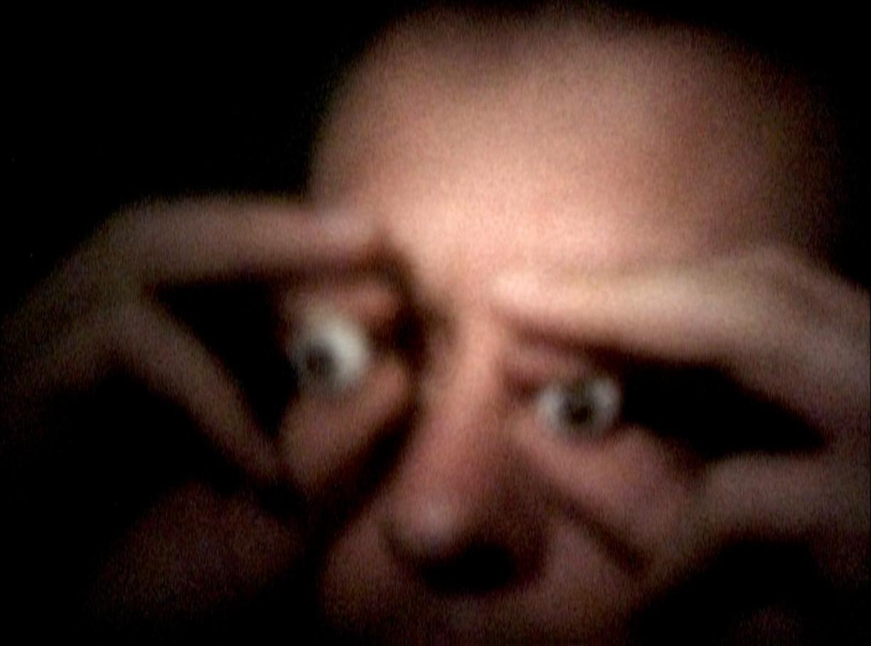 """08/11. """"brown eyes"""", 2007, 00:00:55, Filmstills"""