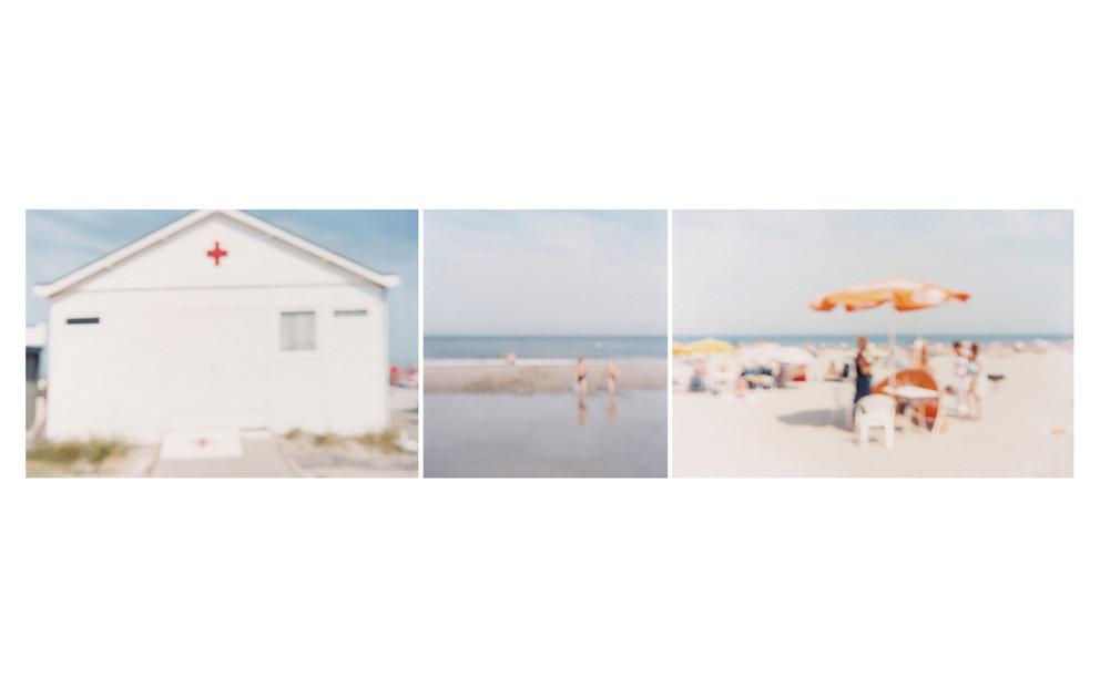 Hoek van Holland, Triptychon 2003