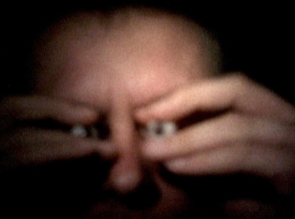 """06/11. """"brown eyes"""", 2007, 00:00:55, Filmstills"""