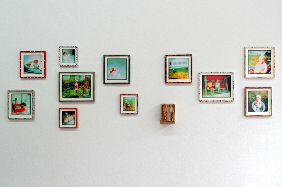 Exhibition View, Galerie Axel Obiger, Berlin