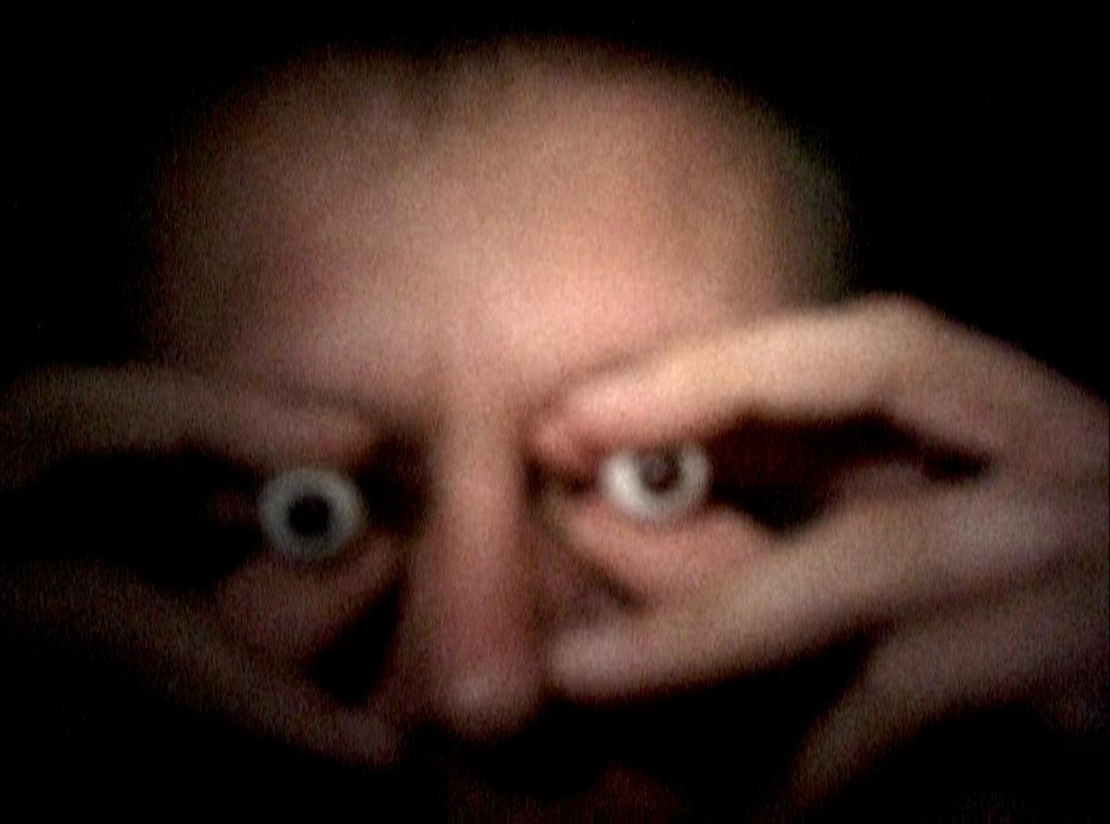 """07/11. """"brown eyes"""", 2007, 00:00:55, Filmstills"""