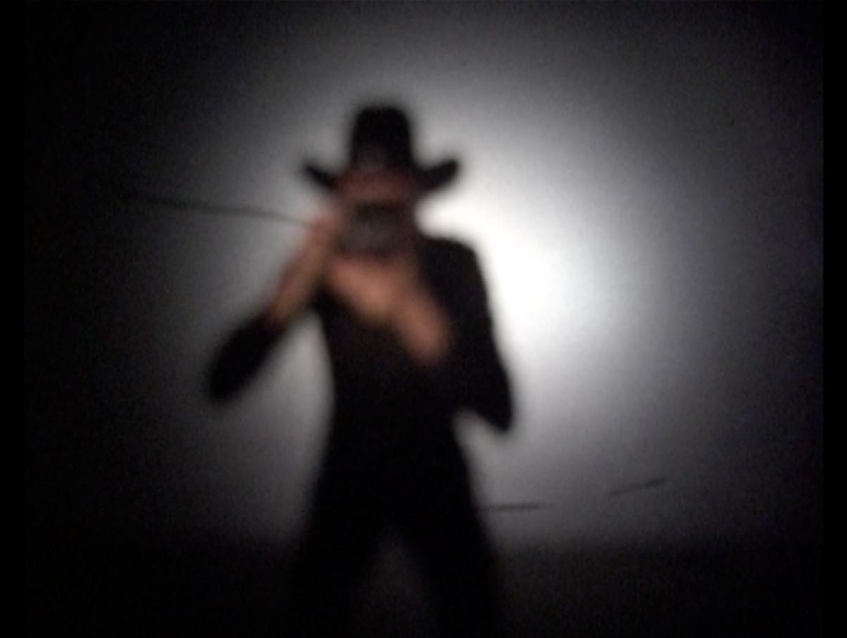 "08/15. ""sexy cowboy"", 2007, 00:00:45, Filmstills"