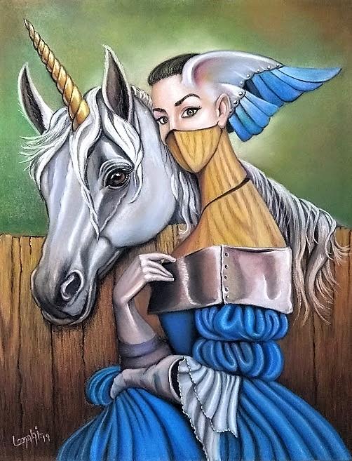 """""""Majo y el Unicornio"""""""