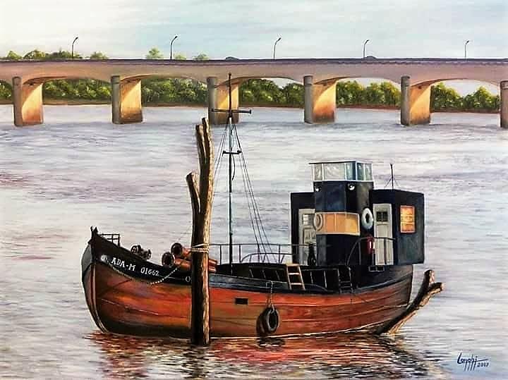 """""""Viejo Arenero del Río Uruguay"""""""