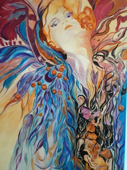 """""""Sueño de Klimt"""""""