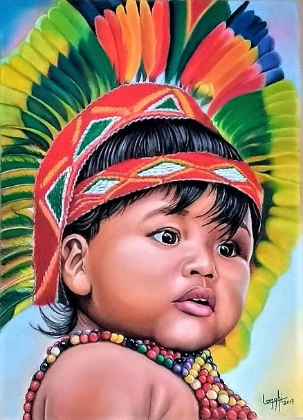 """Indiecito Tupi Guarani"""