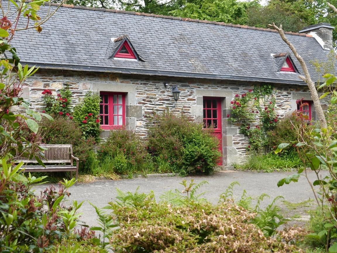 Cottage le Martin Pêcheur ©moulindebeuzidou